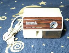 VTG Panasonic Auto-Stop Electric Pencil Sharpener KP-110 Tested and Works
