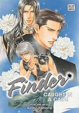 Yamane, Ayano-Finder Deluxe Edition: Caught In A Cage  BOOK NEW