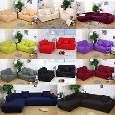 Universal Sofa Cover Slipcover 1 2 3 4 Seater Stretch Couch Furniture Protector