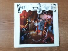 1987 EXCELLENT COVER &VG++LP David Bowie  – Never Let Me Down 17267 LP33