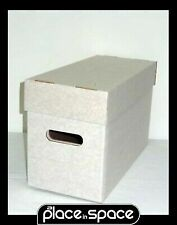 More details for 10 standard comic storage boxes (diamond) - hold 200 comics each (supply961-10)