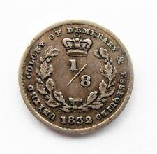 Demerarary & Essequibo - Willam IV -  Guilder - 1832 - British Guiana