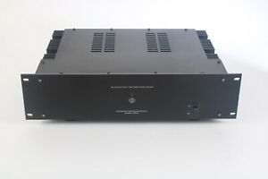 Counterpoint Electronic Systems SA-12 Dual Channel Tube Power Amplifier - AS IS