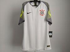 Nike Corinthians Cássio #12 Promo Goalkeeper Soccer Football Jersey M 920030-043