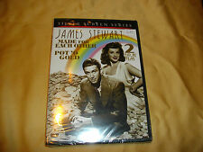 James Stewart: Collectors Choice Double Feature (DVD, 2003)