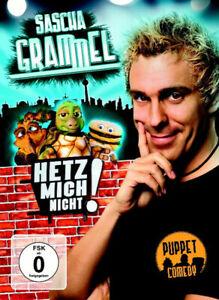 Sascha Grammel: Hetz mich nicht!!