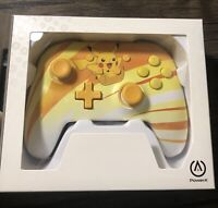 PowerA Enhanced Wireless Controller for Nintendo Switch - Pokemon Pikachu NEW