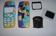 Cover Set für Nokia 3310, Looney Tunes, Sylvester, für Sammler,