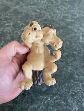 """Krystonia Double Headed Dragon Figurine """"A Definite Maybe� #3923 Made In England"""