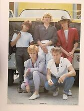 DURAN DURAN,MEGA RARE AUTHENTIC 1983 POSTER