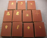 The Story of Civilization Will  Ariel Durant 11-Volume Set Simon & Schuster 1963