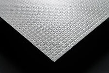 Drop Ceiling Tile - EcoTile Techno 2' x 2' White WaterProof Lay-In Washable
