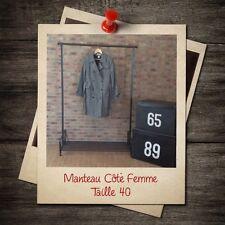 Manteau tweed Côté Femme La redoute - Taille 40