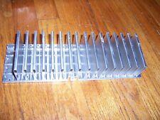 Large Long Aluminum Heatsink 11 X 325 X 225 28 X 85 X 55cm