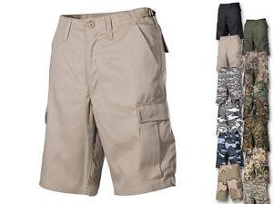 MFH US BDU Bermuda Shorts Hose Cargo Herrenhose kurze Capri Sommerhose S-3XL