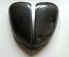 Genuine Jaguar XK XF XJ Carbon Fibre Door Mirror Covers CW8M-17E702/01-AA