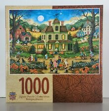 MasterPieces - Bonnie White Halloween - 1000 Piece Jigsaw Puzzle