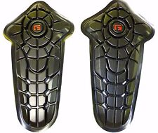 G-FORM KNEE SHIN GUARD PADS EXTRA SMALL BLACK NEW! FREE SHIPPING! ONE PAIR