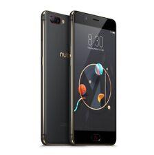 "ZTE Nubia M2 Noir 64Go + 4Go RAM 5.5"" FHD Caméras 13 + 13 MP Dual SIM 4G LTE NEW"