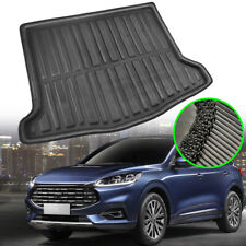 Black Boot Cargo Liner Trunk Tray Floor Mat For Ford Escape MK3 2020 2021