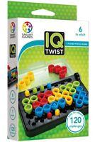 Smart Games IQ Puzzler Twist SG488 Reisespiel ab 6 Jahren 1 Spieler  NEU