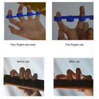 Guitar Finger Expansion Sleeves Musical Instrument Accessories Finger Force L6V7