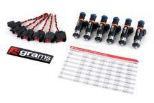 GRAMS Fuel Injector Kit 550cc for 09-16 Nissan 370Z/Infiniti G37 VQ37VHR