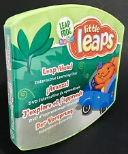 LITTLE LEAPS [ LEAP AHEAD] Leap Frog Learning Kids CD Educational Game