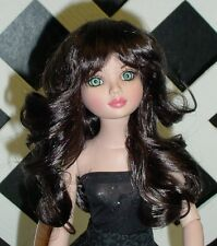 "Monique Gold Wig ""Tori"" Size 6/7 in Nearly Black"