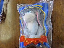 "Pooka Plush Doll Anastasia 8"" NIP 1997 20th Century Fox Collectible Dog Retired"
