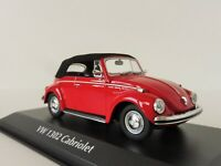 VW KÄFER Cabriolet 1970 1/43 Maxichamps by Minichamps 940055031 Volkswagen 1302