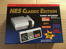 NES Classic Edition Mini Entertainment Console 500 Retro Games  .