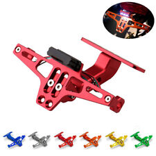 For Honda CBR600 F2 F3 F4 F4i 1991-2007 CNC Rear License Plate Mount Holder with