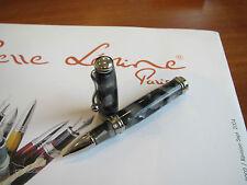 Jean-Pierre Lepine Indigo IN39RS grey black mottled Rollerball pen MIB