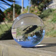 Il giullare Dream Crystal Clear 95 mm Acrilico contatto palla