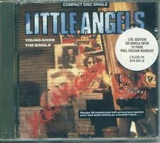 LITTLE ANGELS YOUNG GODS LIMITED EDITION CD WITH 12 PAGE BOOKLET SEALED FROM NEW