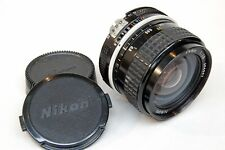 Nikon Nikkor 24mm f2.8 AI Manual Focus Lens for Nikon F Mount SLR Cameras.