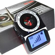 Anti-Spy Laser GPS GSM WIFI SMS Camera Bug RF Signal Lens Detector Finder Tracke