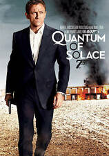 James Bond As 007 In Quantum of Solace (DVD, 2009 Widescreen)