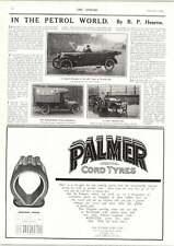 1915 Colchester Public Subscription Motor Ambulance 9 Hp Standard Despatch Car