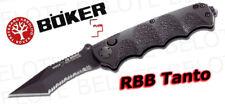 Boker Plus Reality Based Blade RBB Tanto Folder 01BO054
