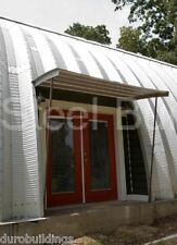 DuroSPAN Steel 30x34x14 Metal Building Kits Custom Roof System Open Ends DiRECT