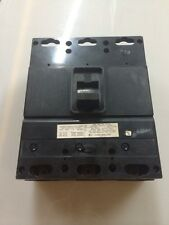225 Amps ITE Frame CAT# JL3-F400 3 Pole 600 Volt Type ET 400 Amp Circuit Breaker