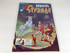 COMICS  EO REVUE SPECIAL  STRANGE   N° 50 1987