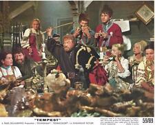 """Silvana Mangano,Van Heflin,""""Tempest"""" 1958 Vintage Movie Still"""