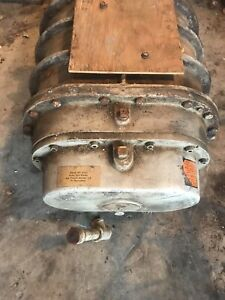 SUTORBILT POSITIVE DISPLACEMENT BLOWER 5LS Untested  .34 Rare Vintage