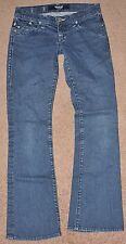 Rock & Republic womens 25x30 boot cut jeans