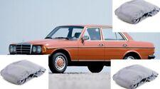 TELO COPRIAUTO TELATO FELPATO MERCEDES BENZ 280 W123 BERLINA ANNO 1980 ZIP GUIDA