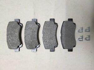 for SUZUKI Wagon R+ All Models 1998-00 MINTEX Front Brake Pads MDB1945 New