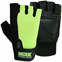 Weight Lifting Gloves Gym Training Workout Grip Fitness Bodybuilding Gloves